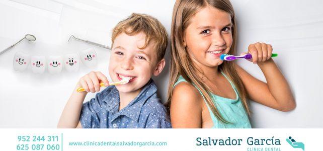 Atención bucodental gratuita a niños de entre 6 y 15 años