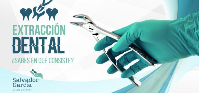 Extracción dental y sus cuidados: ganando en salud bucodental