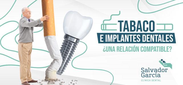 Los implantes dentales y el tabaco ¡Efectos colaterales!