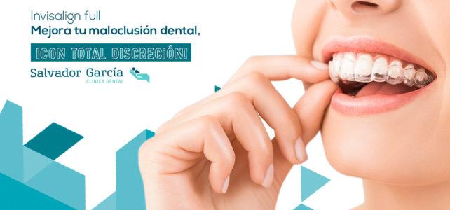 Invisalign full: el tratamiento efectivo que acaba con tu maloclusión dental
