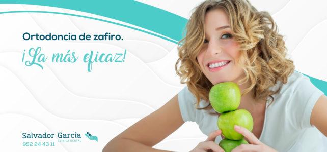 Ortodoncia de zafiro. ¡La mejor solución estética!