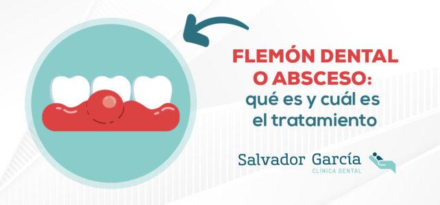Flemón dental o absceso: qué es y cuál es el tratamiento