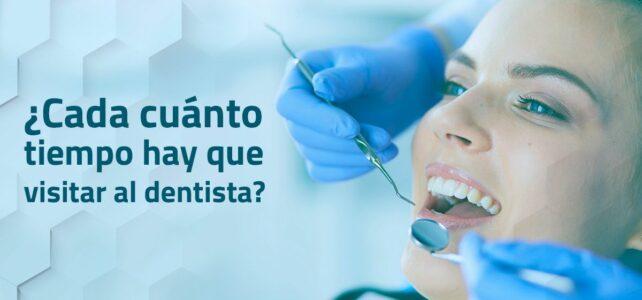 La importancia de visitar periódicamente al dentista